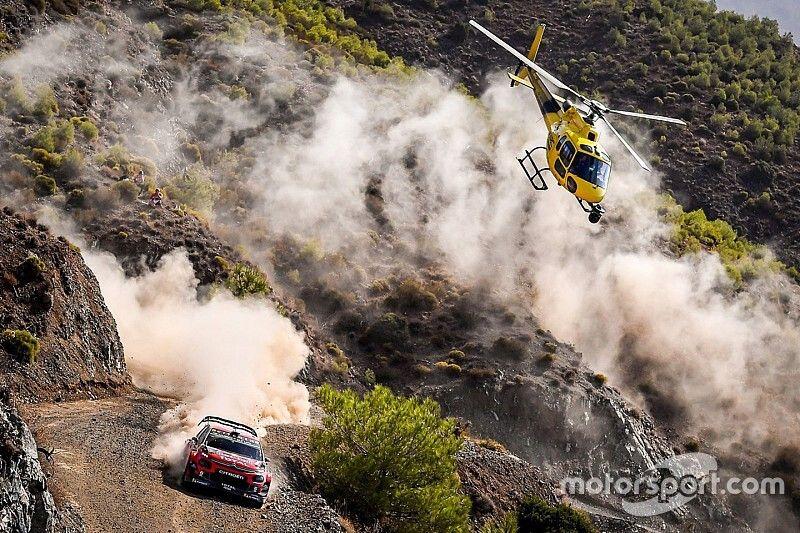 Budar wyjaśnia odejście z WRC