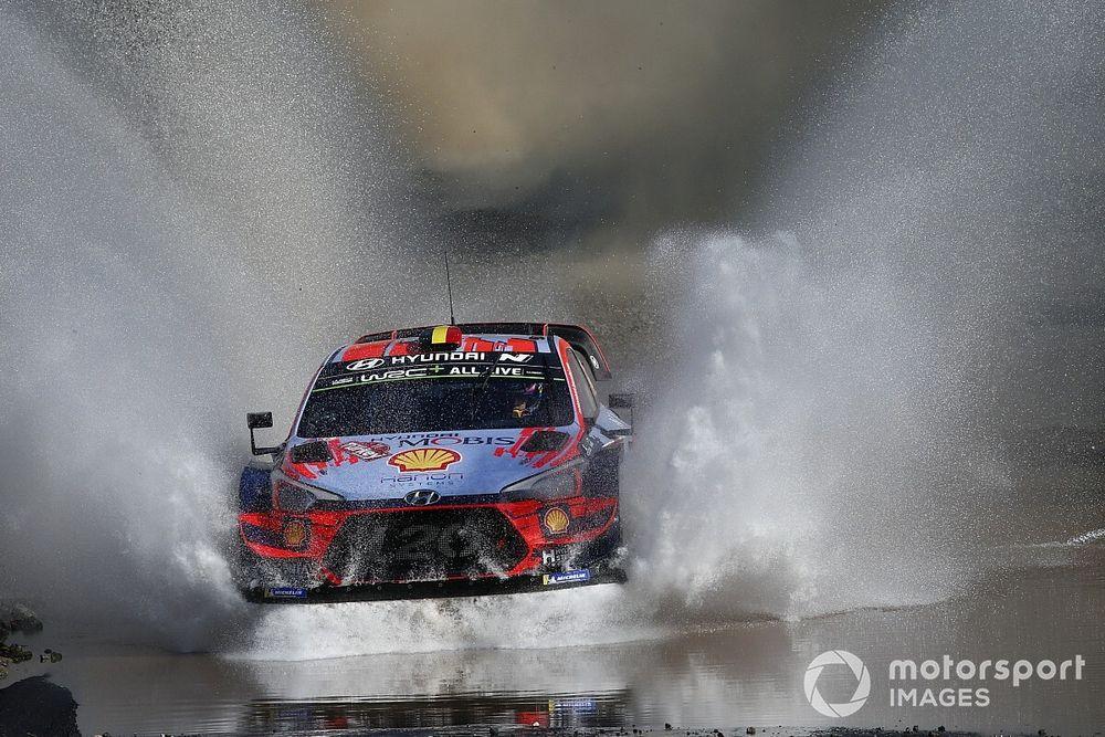 Horarios y dónde ver el Rally de Turquía del WRC 2020