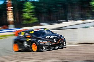 Latvia World RX: Baciuska leads Gronholm on Day 1
