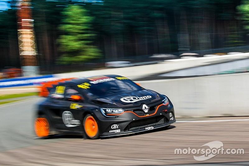 Latvia World RX: Baciuska leads Gronholm on Day 1