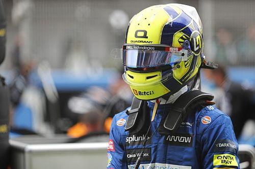 McLaren: Norris vissza fog vágni a következő versenyeken