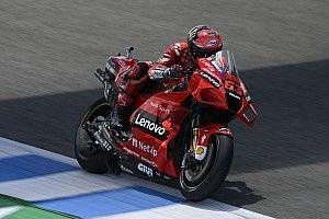 """Bagnaia preoccupato dalle Yamaha: """"Hanno fatto uno step"""""""