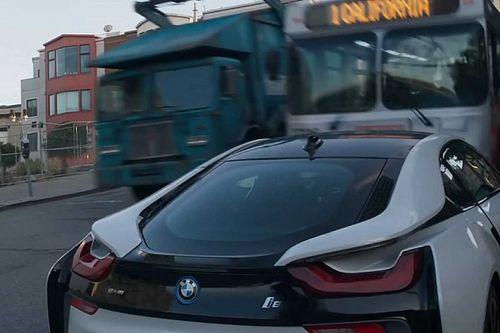 Rengeteg BMW fog összetörni az új Marvel-filmben