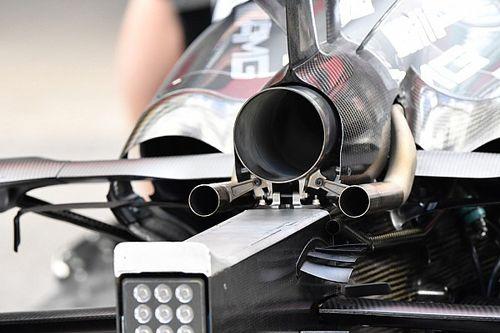 Formel-1-Technik: Detailfotos beim Portugal-Grand-Prix 2021 in Portimao