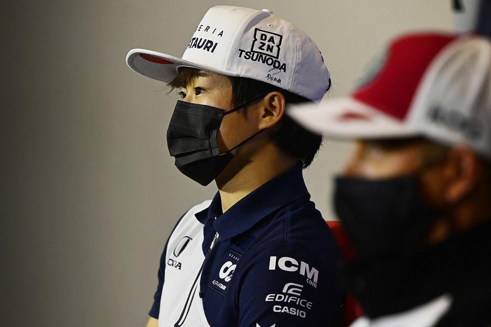 """角田裕毅、""""自信""""のあるシルバーストンへ……フリー走行が少ないのは痛手だが「F1で高速コーナーを走るのが楽しみ」"""