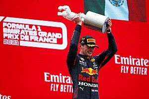 Verstappen: Akkor sem vagyok folyamatosan boldog otthon, ha nyertem