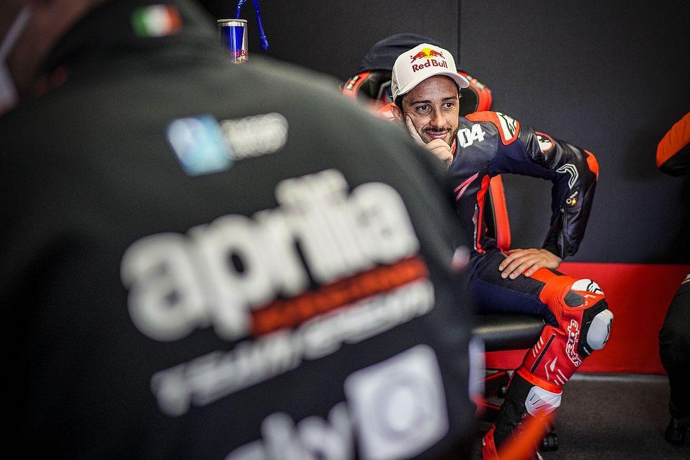 Dovizioso Dikonfirmasi Lanjutkan Tes bersama Aprilia