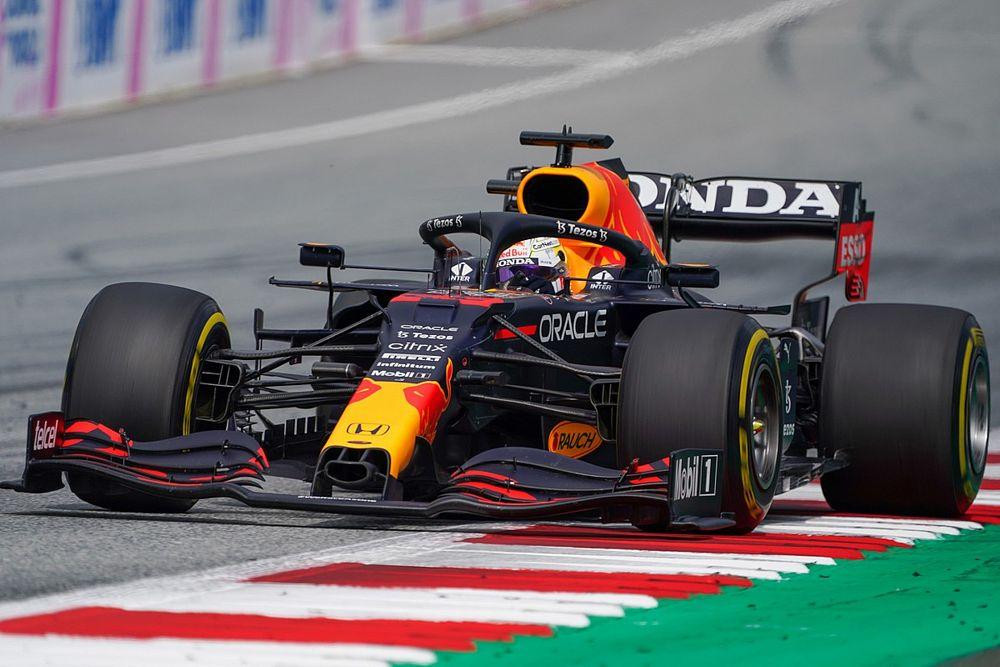 Verstappen hoopt ook op Silverstone 'heel competitief' te zijn