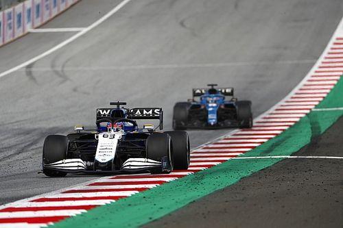 """Alonso pakt punt af van Russell: """"Hoopte dat het iemand anders was"""""""