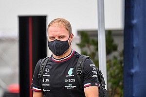 Russell and Bottas coy over Mercedes 2022 F1 driver decision