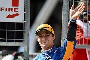 "Norris gana el ""Piloto del Día"" del GP de Austria F1"