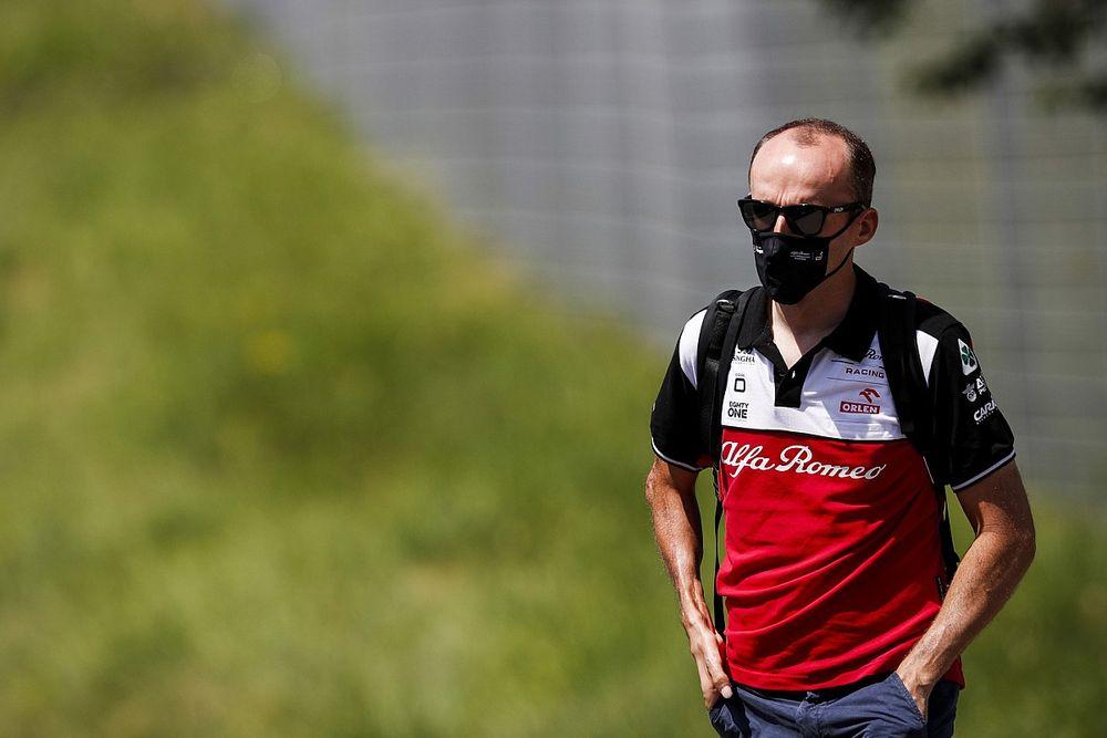 Resmi: Kubica, İtalya GP'de Raikkonen'in yerini alacak
