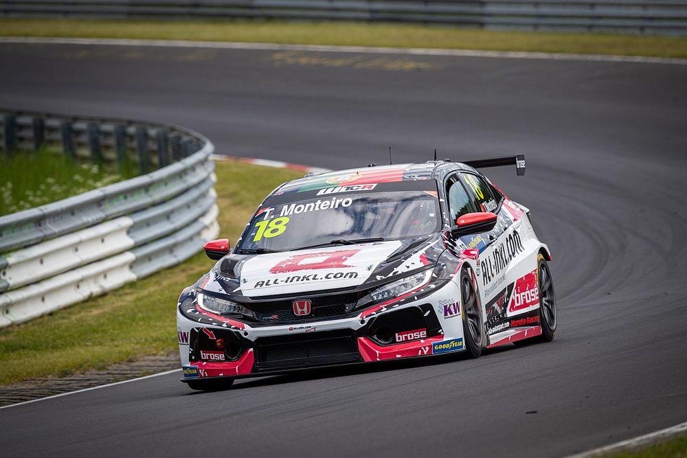 WTCR: Monteiro vince Gara 1 al Nurburgring beffando Muller
