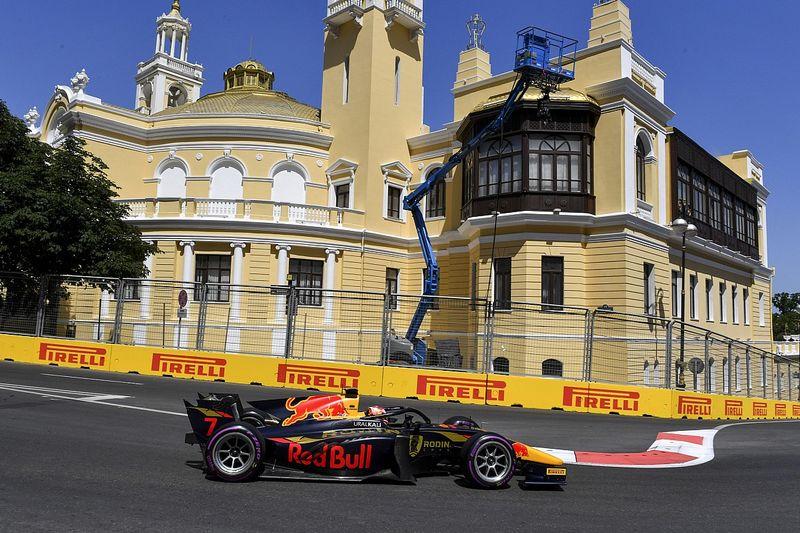 Hasil Kualifikasi F2 Azerbaijan: Lawson Pole, Hitech GP 1-2