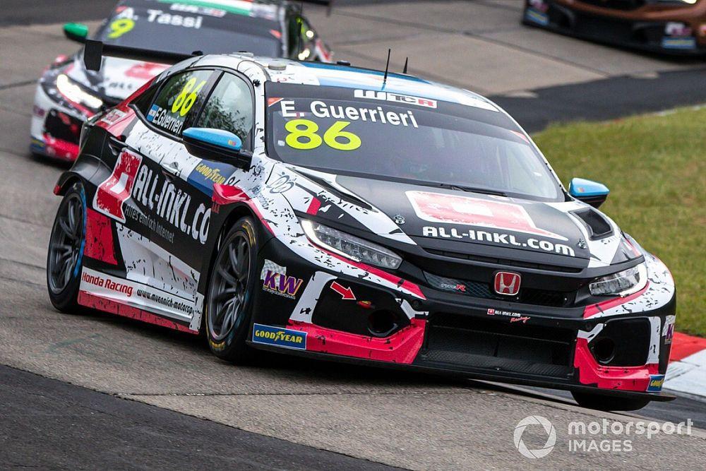 WTCR: dominio Honda all'Estoril, Guerrieri in Pole Position