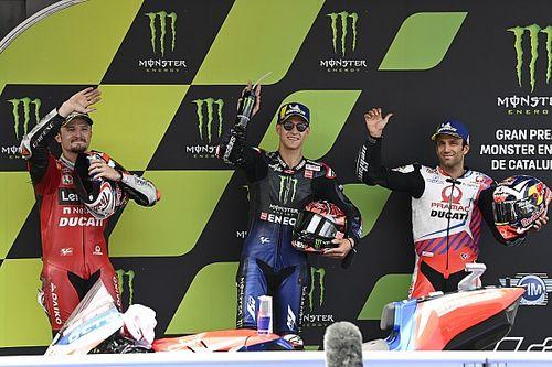 Parrilla de salida GP de Cataluña MotoGP
