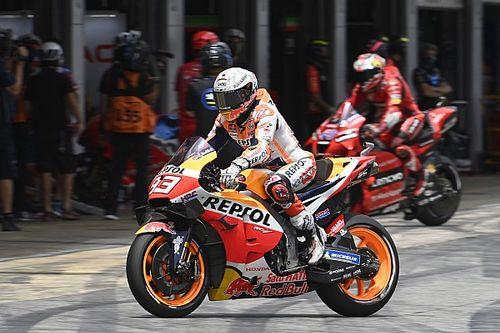 Márquez: haremos algún podio de aquí al final del año