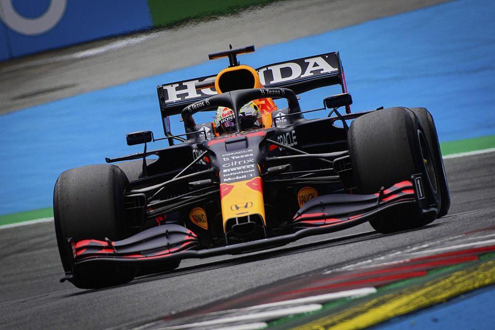 奥地利大奖赛FP3:维斯塔潘重登榜首并手握0.5秒优势