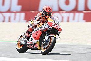 Marquez onder de indruk van eigen opmars naar P7 in Assen