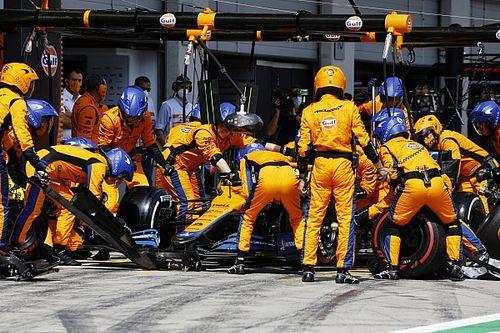 F1: tre squadre temono la Sprint Qualifying per le frizioni