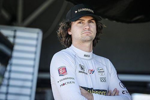 Herta leads 11-car IndyCar test at Gateway, McLaughlin impresses