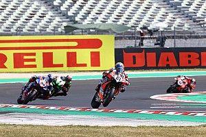 SBK: ecco le scelte di Pirelli per il round di Donington