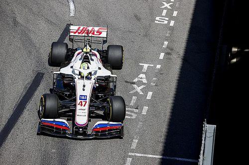 FP3でクラッシュのシューマッハー、マシンのダメージ大きく痛恨のモナコGP予選出走断念