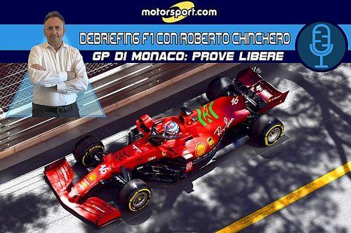 """Podcast F1, Chinchero: """"Ferrari si gioca la pole a Monaco"""""""