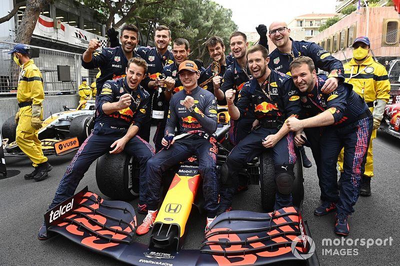 Horner: Red Bull se hizo más fuerte en la pandemia