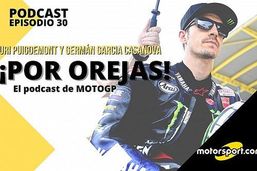 Podcast MotoGP 'Por Orejas' - Viñales-Yamaha: crónica de un divorcio anunciado