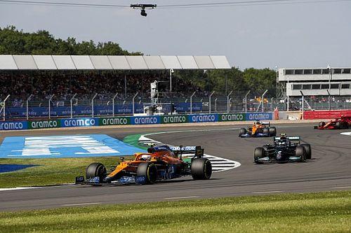 """Norris: """"2022'de Mercedes ve Red Bull yine önde olacak"""""""