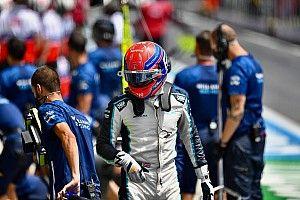 Red Bull, Russell'a ilgi gösteriyor