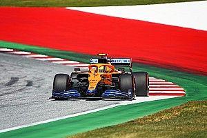 """Norris: """"La Ferrari può stare davanti alla McLaren facilmente"""""""