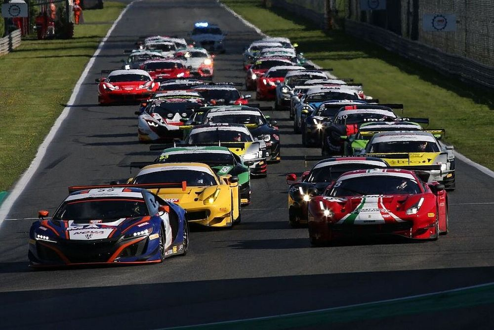 GT Italiano: l'Endurance 2021 parte da Pergusa