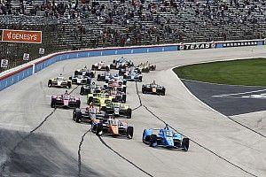IndyCar: Palou logra un top cinco en la primera carrera en Texas