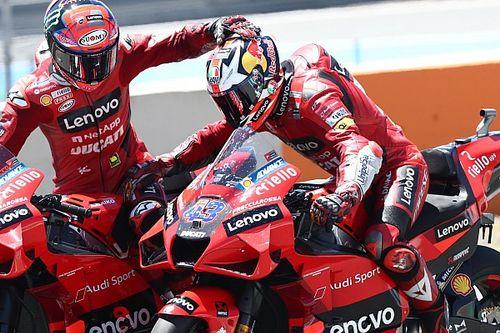 Photos - Le doublé des pilotes Ducati à Jerez
