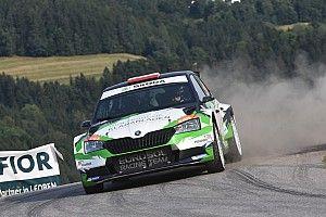 Wagner na czele Rallye Weiz