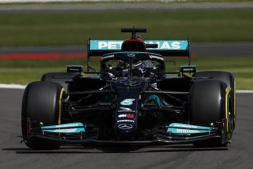 F1 British GP: Hamilton tops qualifying ahead of inaugural sprint race