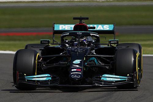 F1 AO VIVO: Red Bull x Mercedes e a classificação para corrida sprint em Silverstone