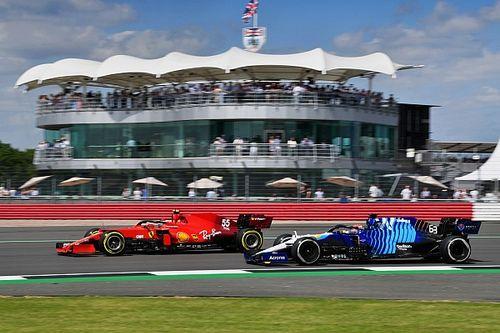 Canlı Anlatım: Britanya GP sıralama turları