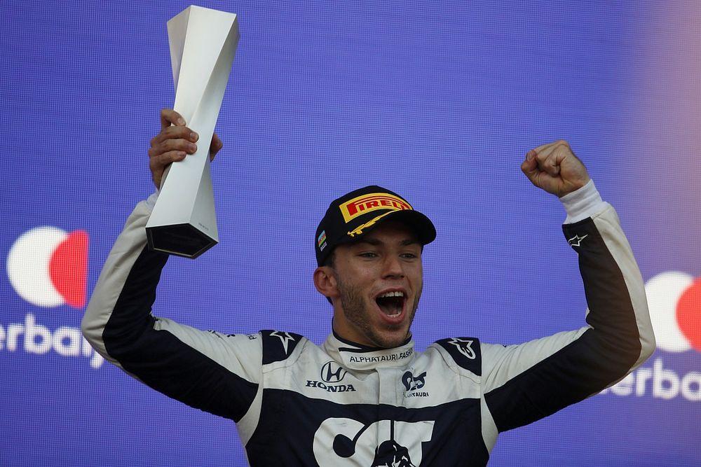 Chefe da AlphaTauri põe Gasly entre melhores pilotos da F1 atual e revela desejo de mantê-lo em 2022