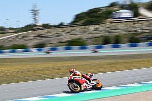 MotoGP - test de Jerez: Rins lidera y Márquez se frena