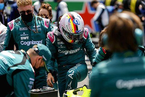 """Vettel """"birkaç yarışa"""" işlerin düzelmesini bekliyor"""
