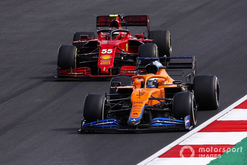 Ricciardo : Les discussions avec Ferrari sont restées basiques