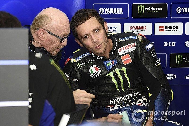 Rossi changera de chef mécanicien en 2020