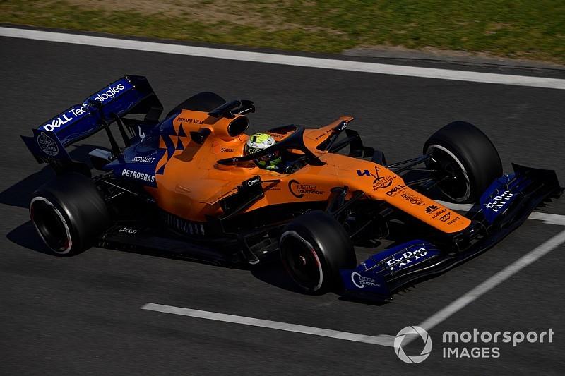 Norris, McLaren'ın Avustralya'da puan alabilmesini umuyor