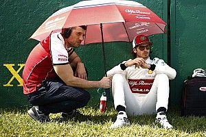 """Giovinazzi: """"In Alfa Romeo non ripeteremo l'errore in qualifica dell'Australia"""""""