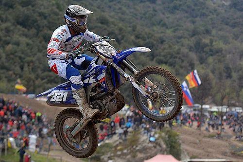 Primi punti nella MXGP per Bernardini ad Arco di Trento, Tropepe sul podio in EMX250