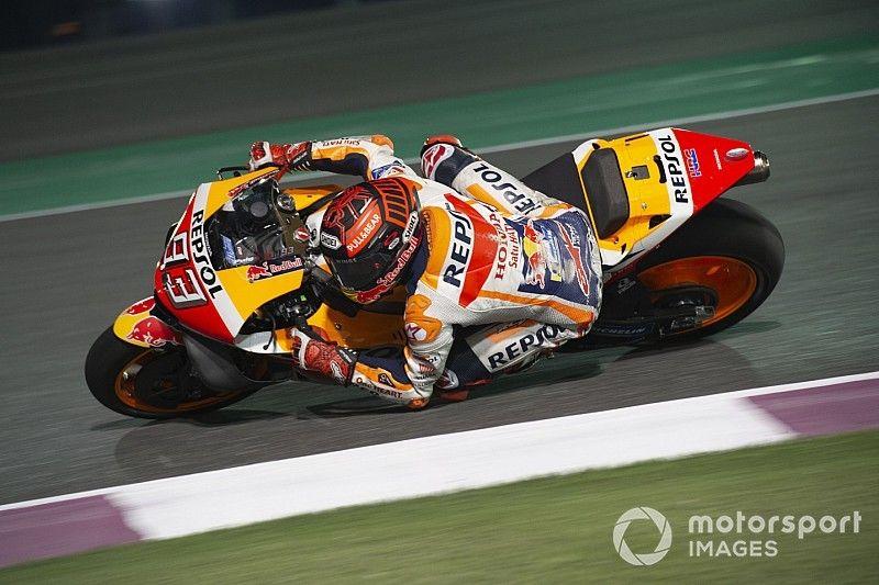 EL2 - Le record du circuit pour Márquez !
