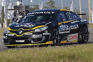 Pernía obtiene la pole position en General Roca